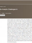 Publikation_Statistical Solutions for Analytic Challanges in Registries for HTA-purposes_2020